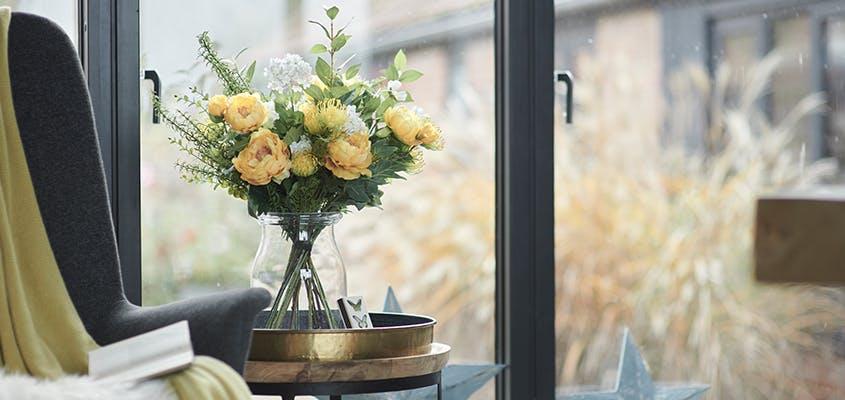 Artificial faux bouquets 💐
