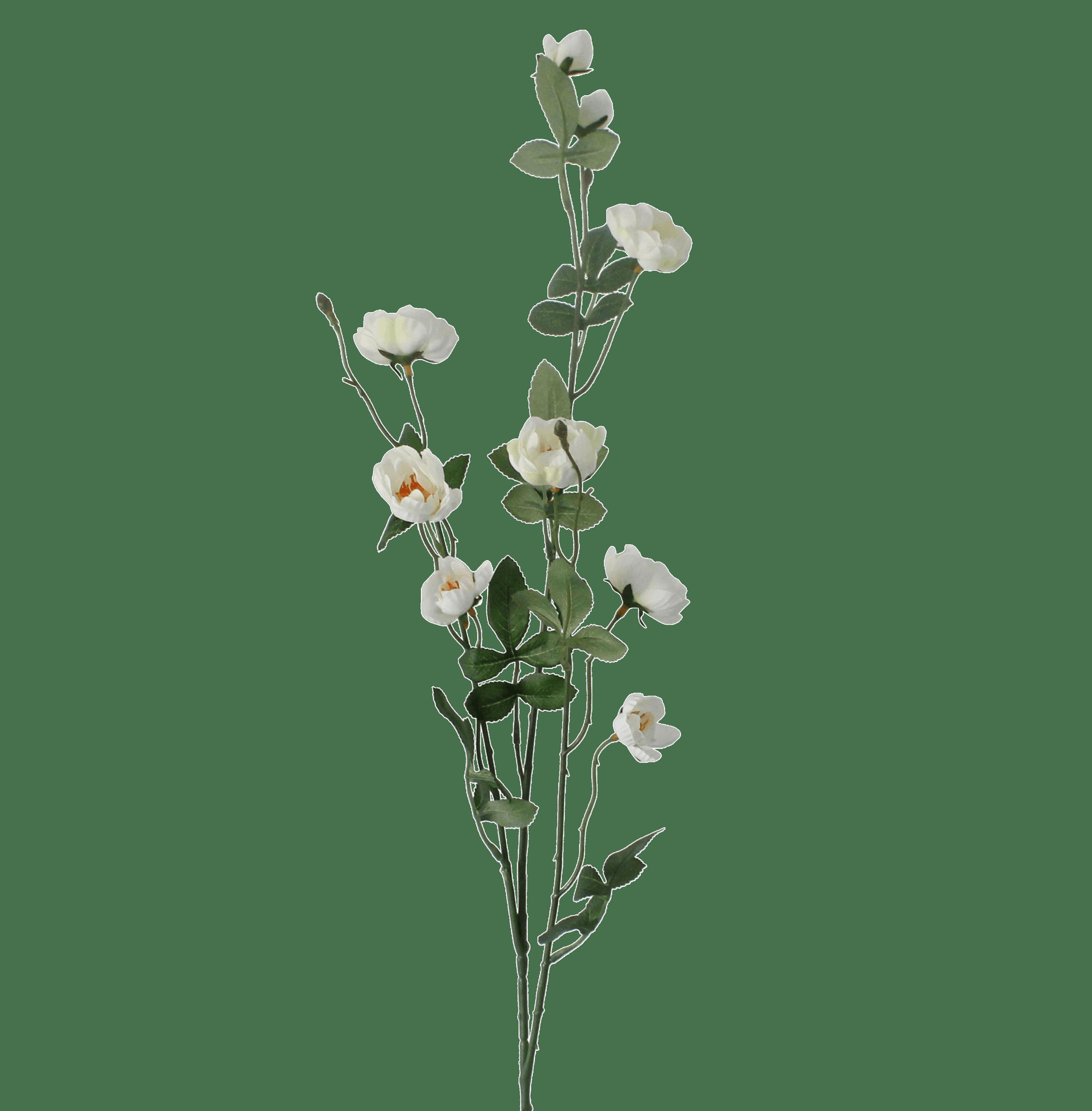 Artificial blossom stem