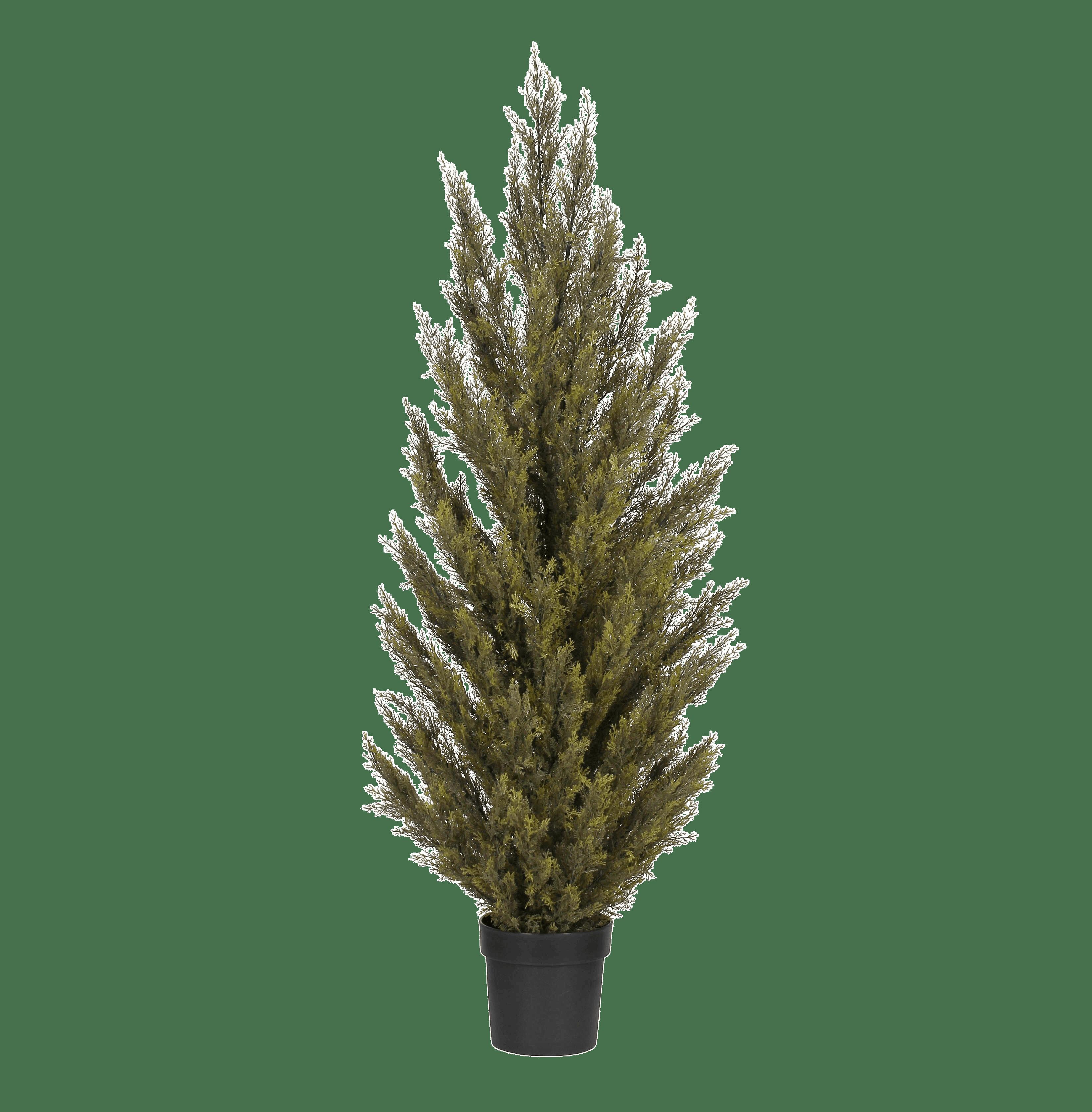 Artificial conifer tree 150cm