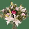 Artificial elegance flower bouquet