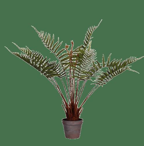 Artificial fern dicksonia 60cm