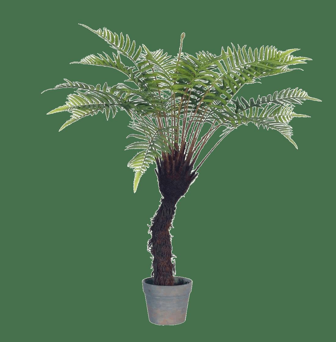 Artificial fern dicksonia 105cm