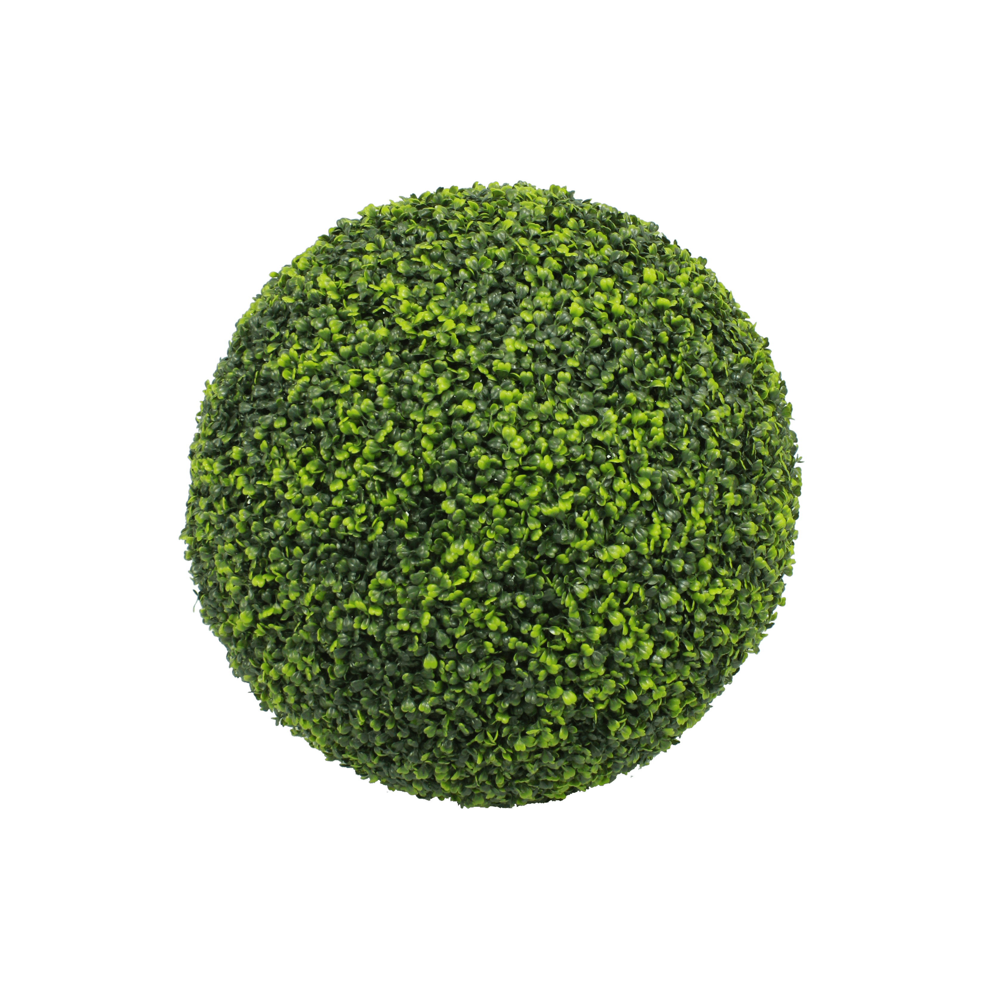 Artificial giant boxwood ball