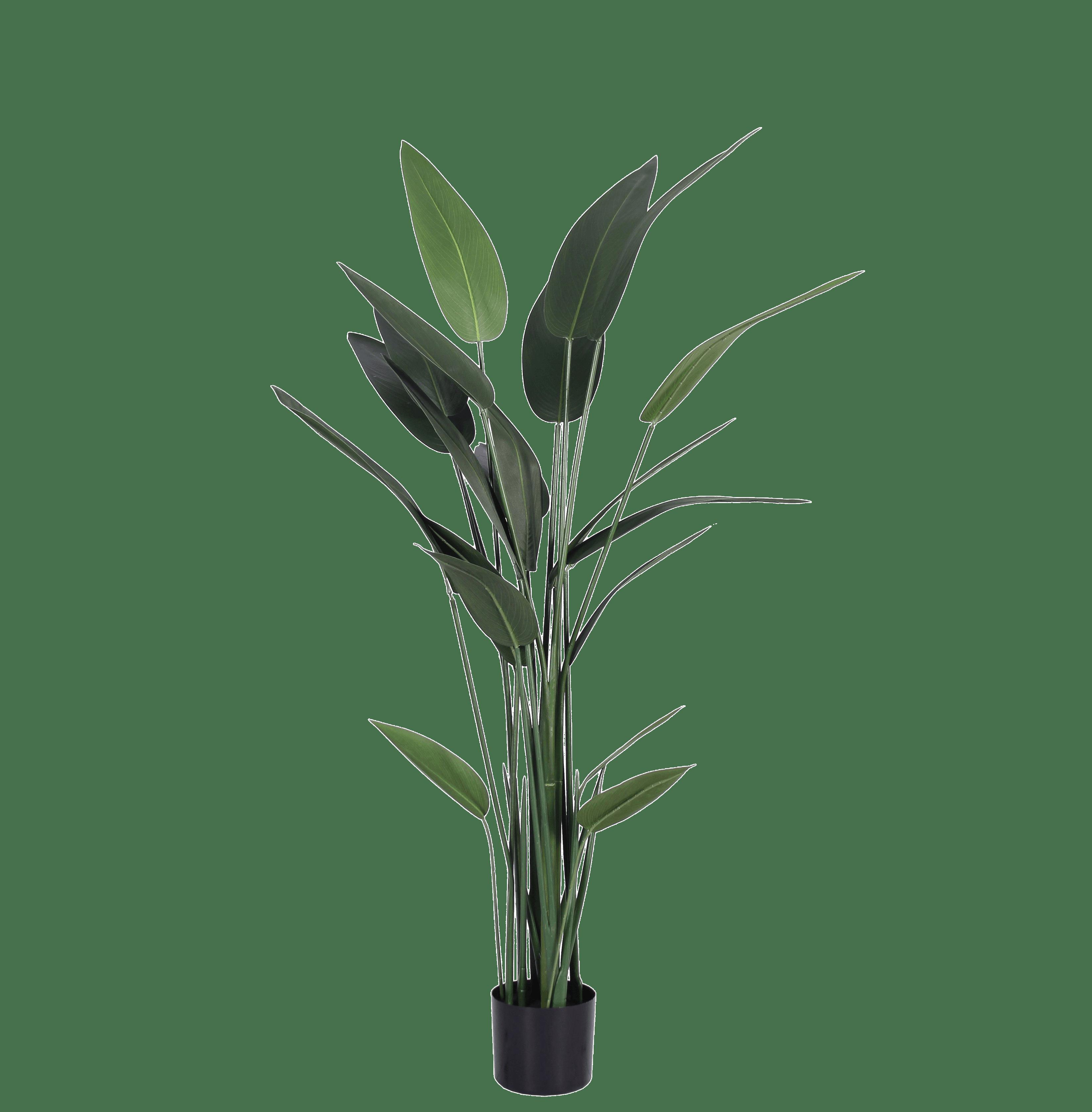 Artificial heliconia 140cm