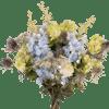 Artificial highland spring bouquet