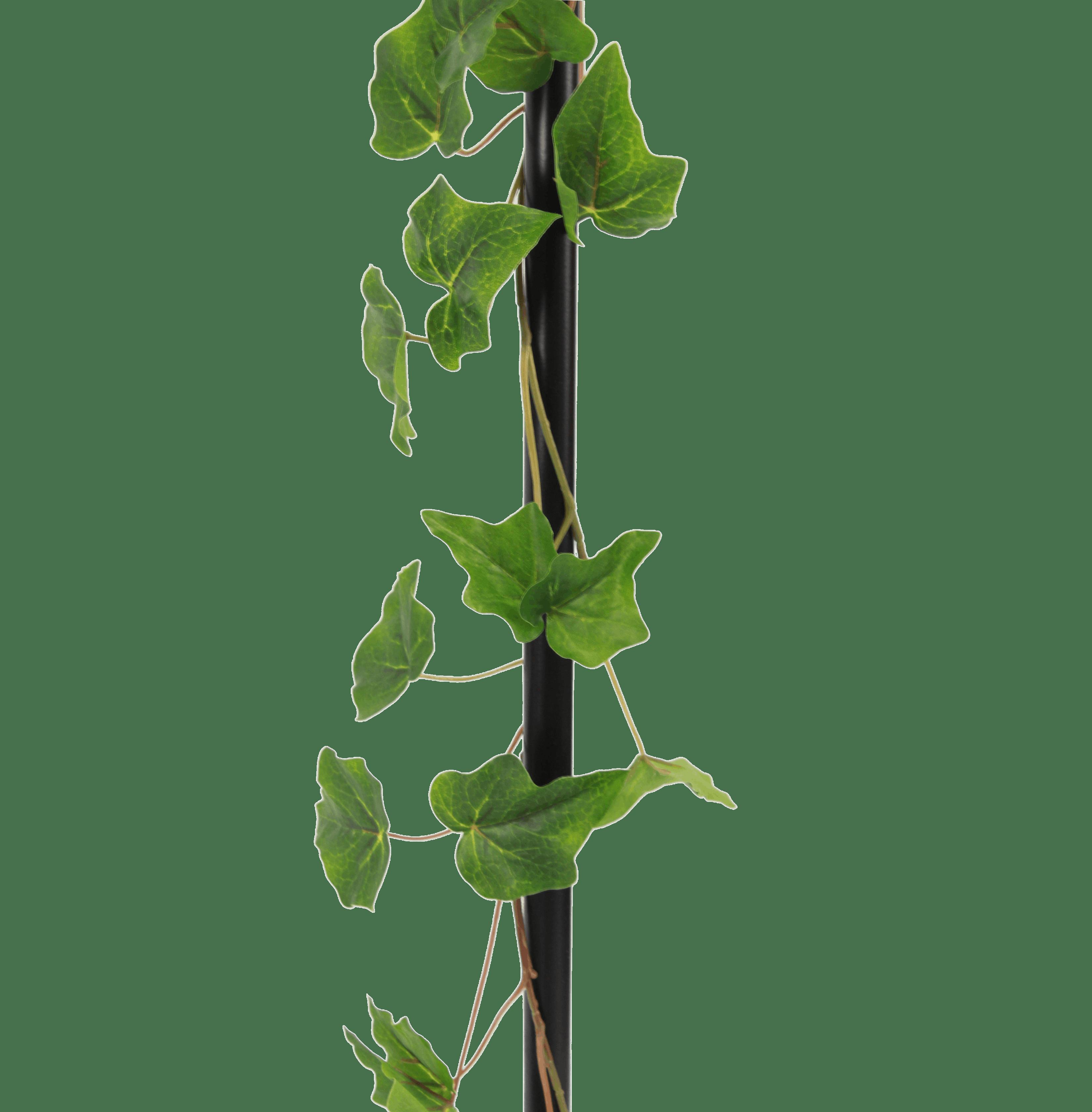 Artificial ivy garland green