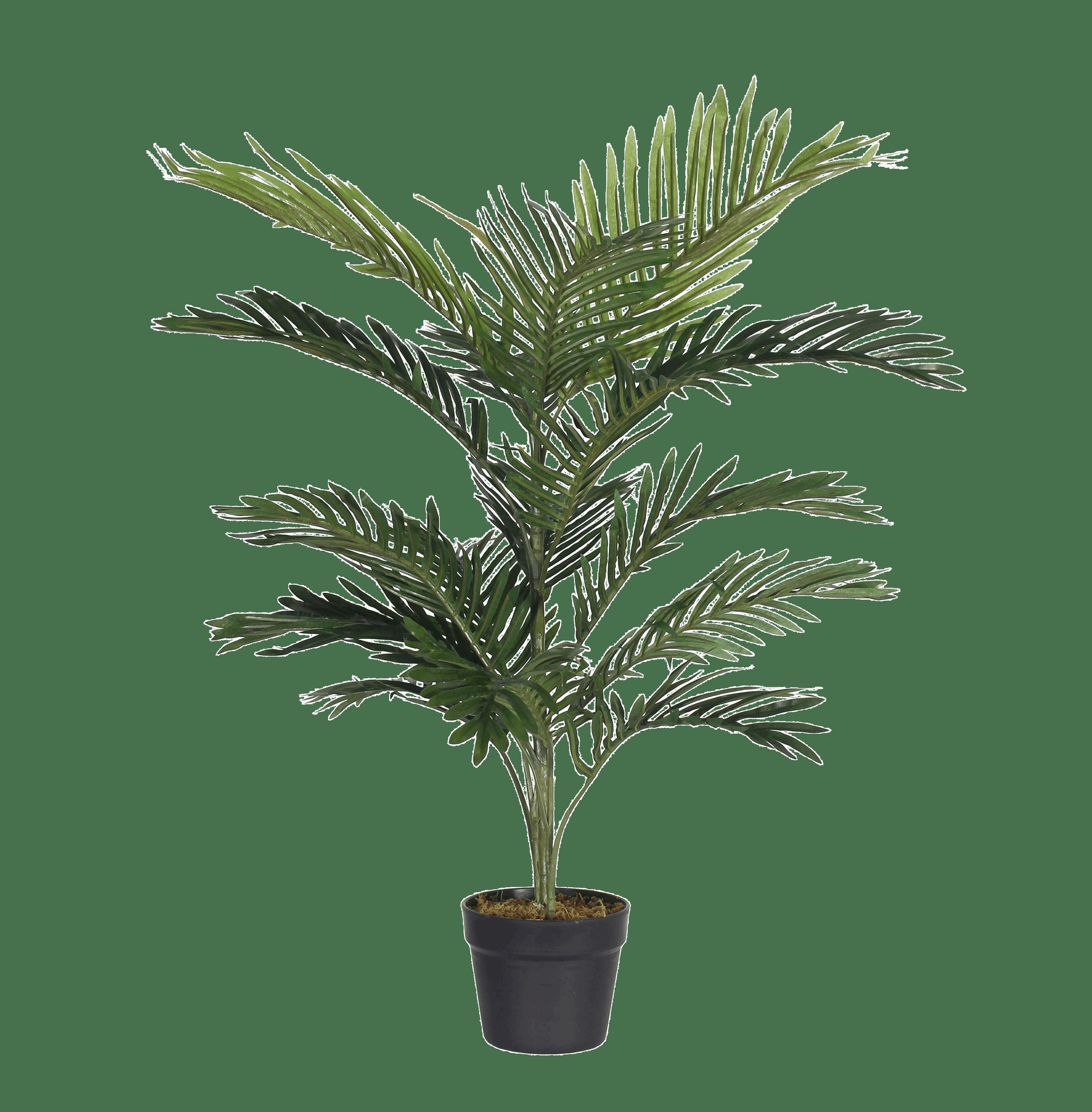 Artificial paradise palm 105cm