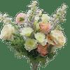 Artificial pretty pastels bouquet