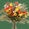 Artificial spring bouquet